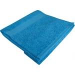 Полотенце махровое Large, бирюзовое