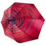 Зонт «Роза», красный