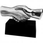 Статуэтка «Рукопожатие» малая