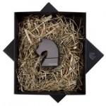 Флешка «Ход конем», черная, 8 Гб