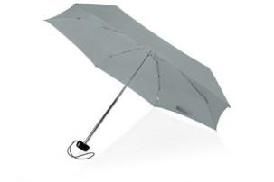 """Зонт складной """"Stella"""", механический 18"""", серый"""