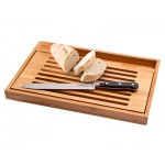 Разделочная доска и нож для хлеба