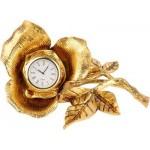 Часы настольные «Роза»