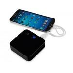 Портативное зарядное устройство «Giga», 6000 mAh