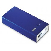 """Зарядное устройство """"Farad"""", 4000 mAh, ярко-синий"""