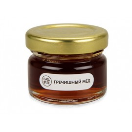 Мед натуральный Гречишный, 30г.  Краснополянская медовая компания/СТМ