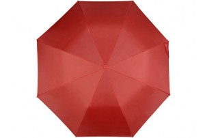 """Зонт Oho двухсекционный 20"""", красный"""