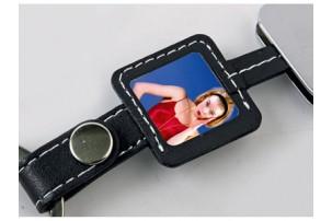 Набор: флеш-карта USB 2.0 на 8 Gb, ремешок на шею с рамкой для фотографии