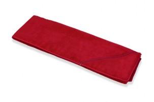 Полотенце «Сейбл», красный