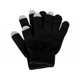 Перчатки для сенсорного экрана, черный, размер S/M