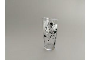 Деколь на стеклянной посуде в 1 цвет