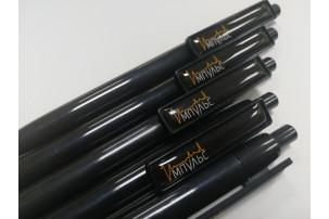 Заливка смолой клип ручки