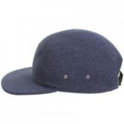 Бейсболка BALDWIN, синий меланж