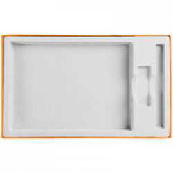 Коробка In Form под ежедневник, флешку, ручку, оранжевая