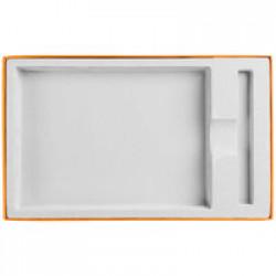 Коробка Adviser под ежедневник, ручку, оранжевая