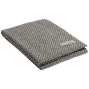 Плед Diagonal, серый