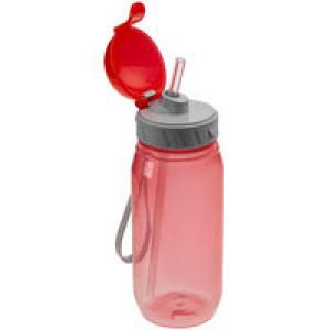 Бутылка для воды Aquarius, красная