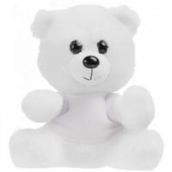 Игрушка «Медвежонок Топтыжка», белый
