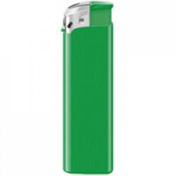 Зажигалка пьезо Flameclub, зеленая
