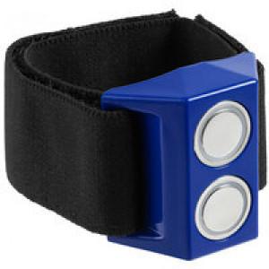 Магнитный держатель для спортивных шейкеров Magneto, синий