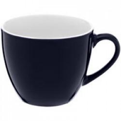 Кружка кофейная Refined, темно-синяя