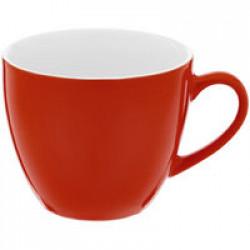 Кружка кофейная Refined, красная