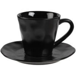 Кофейная пара Dark Fluid, черная