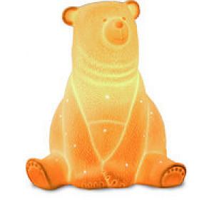 Светильник керамический «Медведь»
