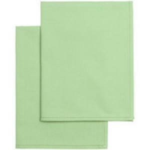 Набор кухонных полотенец Keep Palms, зеленый