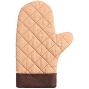 Прихватка-рукавица Keep Palms, персиковая