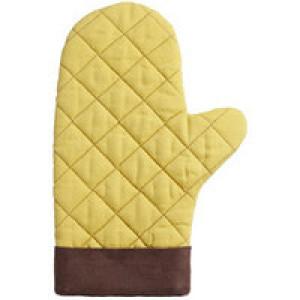 Прихватка-рукавица Keep Palms, горчичная