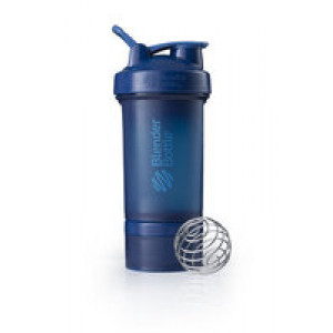 Спортивный шейкер с контейнером ProStak, синий