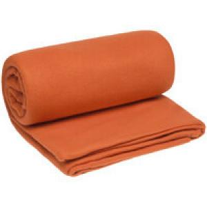 Плед-спальник Snug, оранжевый