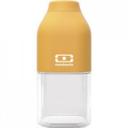 Бутылка MB Positive S, желтая (горчичная)