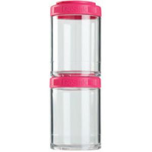 Набор контейнеров GoStak, розовый (малиновый)