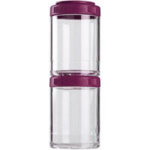 Набор контейнеров GoStak, фиолетовый (сливовый)