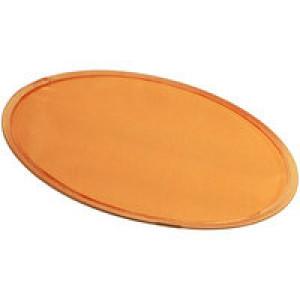 Летающая тарелка-фрисби Catch Me, складная, оранжевая