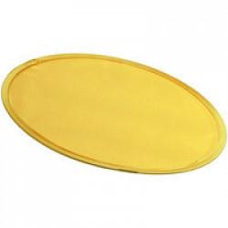 Летающая тарелка-фрисби Catch Me, складная, желтая