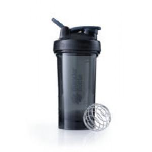 Спортивный шейкер Pro24 Full Color, черный