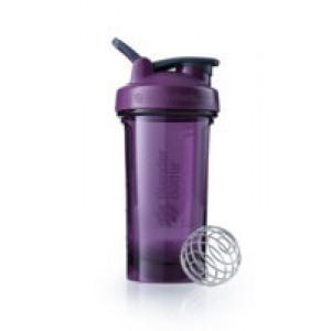 Спортивный шейкер Pro24 Full Color, фиолетовый (сливовый)
