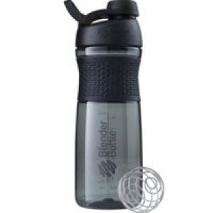 Спортивный шейкер SportMixer Twist Cap, большой, черный