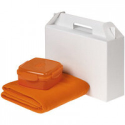 Набор Snack Back, оранжевый