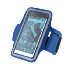 """Чехол для смартфона на руку Hold Me Tight 5,5"""", синий"""