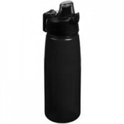 Спортивная бутылка Rally, черная