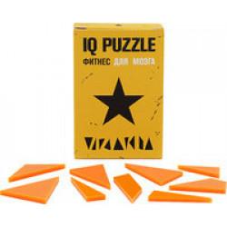 Головоломка IQ Puzzle, звезда