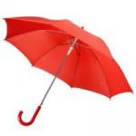 Зонт-трость Unit Promo, красный