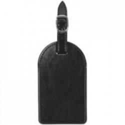 Бирка багажная Nebraska, черная