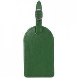 Бирка багажная Nebraska, зеленая