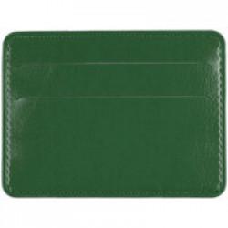 Чехол для карточек Nebraska, зеленый