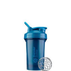 Спортивный шейкер Classic V2 Full Color, синий